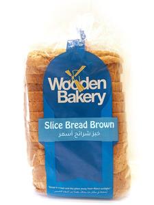 Wooden Bakery Sliced Bread Brown 480g