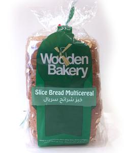 Wooden Bakery Sliced Bread Multi Cereal 480g
