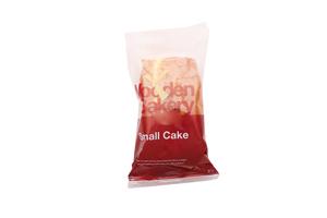 Wooden Bakery Small Cake Vanilla Wrap 45g