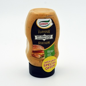 Goody Chipotle Sauce 290ml