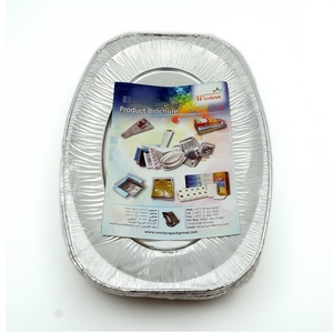Western Aluminum Platter 10s