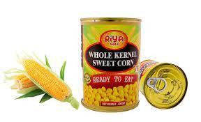 Riya Gold Whole Kernel Sweet Corn 3x400g