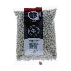 Alef Green Peas 500g