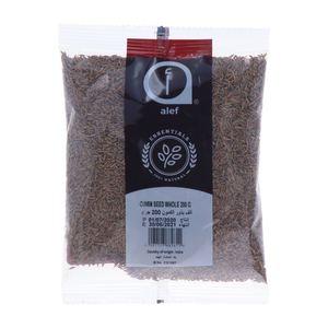 Alef Whole Cumin Seed 200g