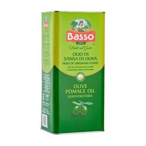 Basso Pomace Olive Oil 5L