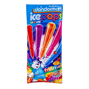 Dandormah Fruit Ice Pops 10x90ml