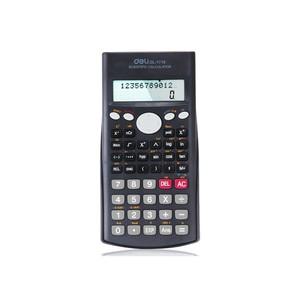 Deli Scientifc Calculator Grey 1pc