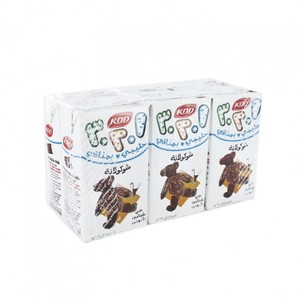KDD Chocolate Flavored Milk 6x125m