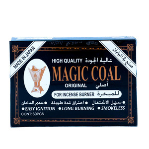 Magic Coal Japan 60pcs