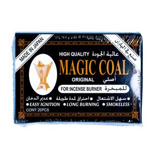 Magic Coal Japan 20pcs