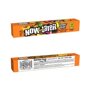 Now And Later Original Mixed Fruits Chews Bar 2.44oz