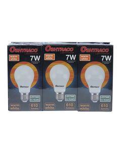 Oshtraco LED Lamp Warm White E27 7W