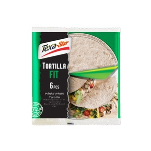 Texa Star Whole Wheat Tortilla 390g