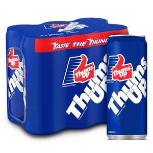 Thumbs Up Carbonated Soft Drink 6x250ml