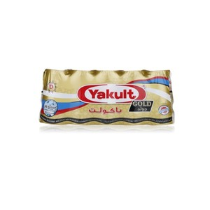 Yakult Probiotic Drink Gold 5x80ml
