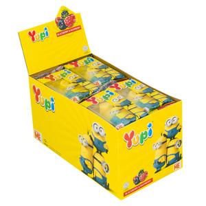 Yupi Minions Gummy 24x25g