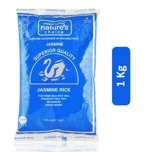Nature's Choice Jasmine Rice 1kg