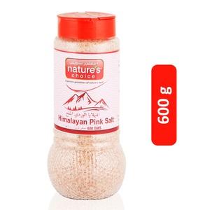 Nature's Choice Himalayan Pink Salt 600g