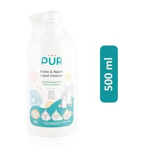 Pur Bottle & Nipple Liquid Cleanser 500ml