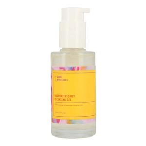 Good Molecules Rosewater Daily Cleansing Gel 120ml