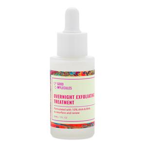 Good Molecules Overnight Exfoliating Treatment 30ml