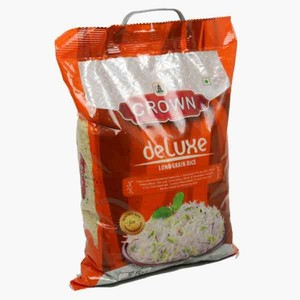Crown Deluxe Basmati Rice 5kg