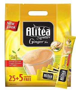 Alitea Ginger 3 In 1 25x20g