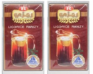 Licorice Ramzy 24x160g