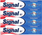 Signal Tooth paste 4x120ml