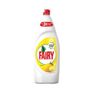 Fairy Dishwashing Liquid Lemon 1.35l