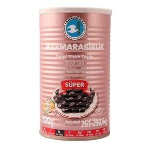 Marmarabirlik Black Olive Super Medium 800g