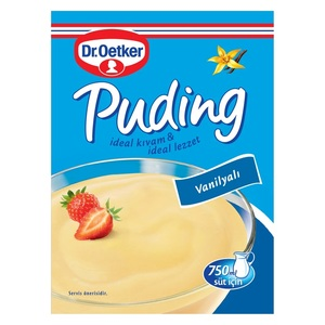 Dr. Oetker Vanilla Pudding 120g