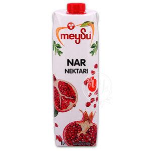 Meysu 100% Pomegranate Juice 1000Ml 1l