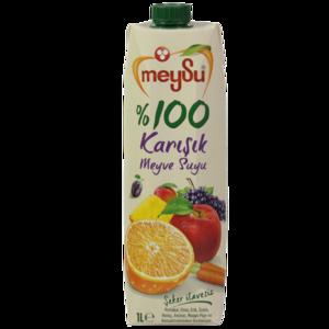 Meysu Antioxidant 100% Fruit Mix Juice 1l