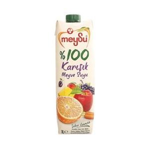 Meysu Multimix 100% Mixed Fruit Juice 1l