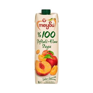 Meysu Peach & Apple Juice 1l