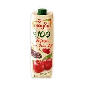 Meysu Sour Cherry & Grape Juice 1l