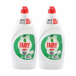 Fairy Original Dishwasher 2x900ml