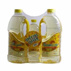 Sunflow Sunflower Oil 750ml