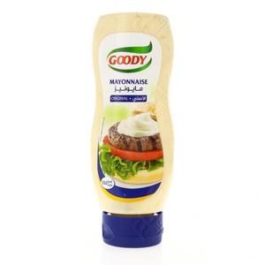 Goody Mayonnaise Original Squeeze 491ml