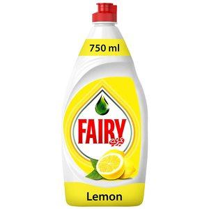 Fairy Dishwash Liquid Lemon 6000ml