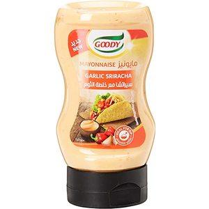 Goody Garlic Sri Racha Mayonnaise 250ml
