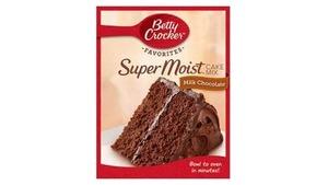 Betty Crocker Super Moist Milk Chocolate 510g