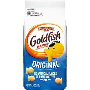 Peppridge Farm Gold Fish Assorted 187g