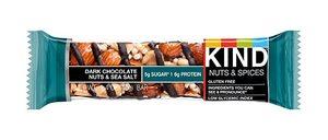 Be-Kind Dark Chocolate Nuts & Sea Salt 30g