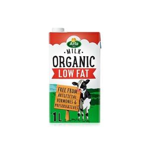 Arla Organic Milk Low Fat 1L