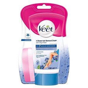 Veet Cream Sensitive Skin 150g