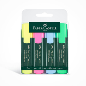 Faber Castell Classic Highlighter Wallet 1pc