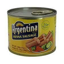 Argentina Chicken Vienna Sausage 200g