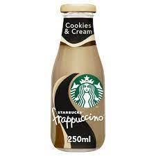 Starbucks Frappuccino Cookies & Cream 250ml